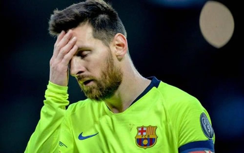 Lionel Messi wants Barcelona to sell these six stars following Copa Del Rey final defeat to Valencia
