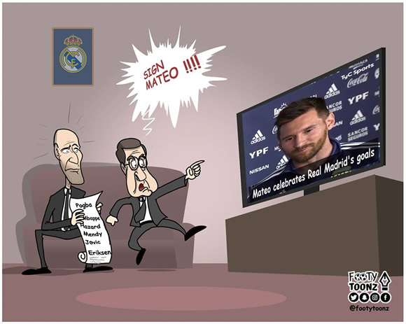 7M Daily Laugh - Florentino: Sign Mateo!