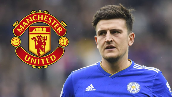 Transfer news and rumours UPDATES: Maguire price gives Manchester United the edge over City