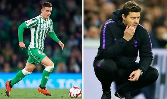 Tottenham reject chance to sign two stars as Pochettino eyes improved Lo Celso bid