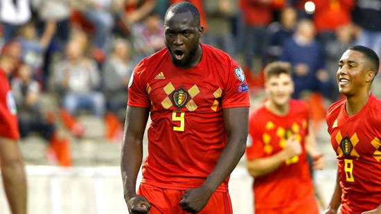 Lukaku desire and discipline delight Martinez but Belgium boss wants more from star striker