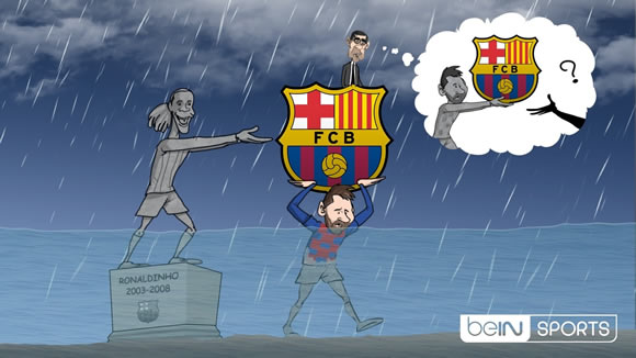 7M Daily Laugh - Who can replace Messi?