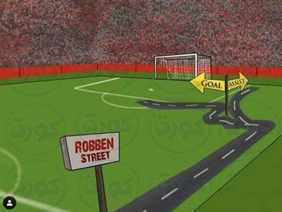 7M Daily Laugh - Robben Street no longer exists