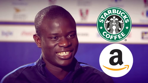 N'Golo Kante Pays More Tax Than Amazon And Starbucks Combined After Refusing Offshore Account‬