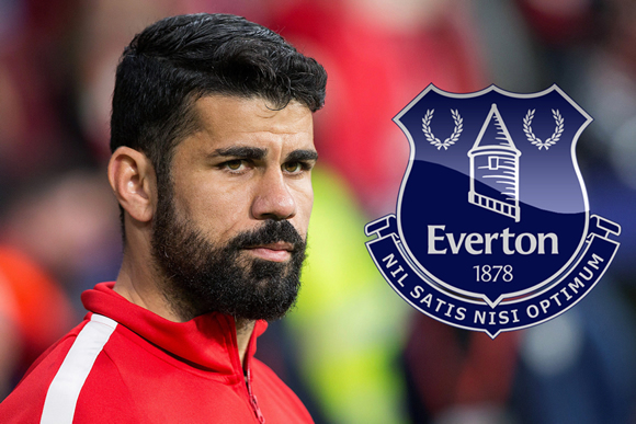 Diego Costa ready for Everton switch as former Chelsea star plots Atletico Madrid exit