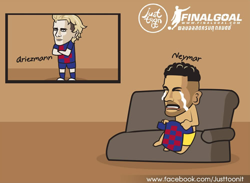 7M Daily Laugh - Give Neymar a contract