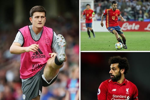 Transfer news LIVE: Maguire's Man Utd frustration, Arsenal deal close, Salah exit claim