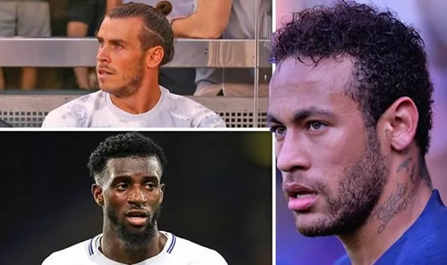 Transfer news LIVE: Neymar to Barcelona, Man Utd decision, Real Madrid and Chelsea plots