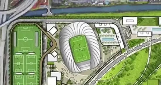 SOILED PLANS David Beckham facing £41m bill over TOXIC arsenic levels on new Inter Miami stadium site