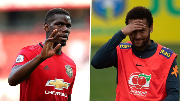 Transfer news and rumours UPDATES: Pogba move to PSG prevented by Neymar stay