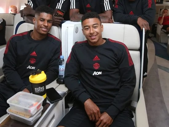 Man Utd boss Solskjaer warns Lingard and Rashford to concentrate on football rather than fashion lines