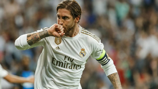 Ramos: Real Madrid have to do more, we have to do better