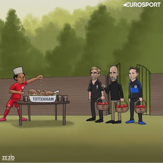 7M Daily Laugh - EPL clubs in UEFA CL