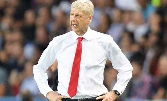 Former Arsenal boss Wenger confirms FIFA move