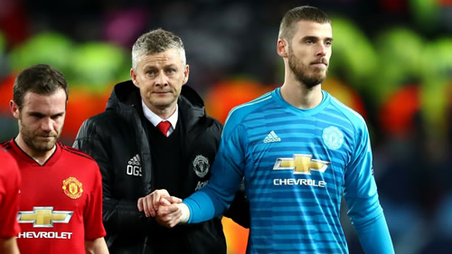 David De Gea says current Manchester United situation worse than under Jose Mourinho
