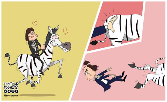 7M Daily Laugh - Contes relationship with Juventus
