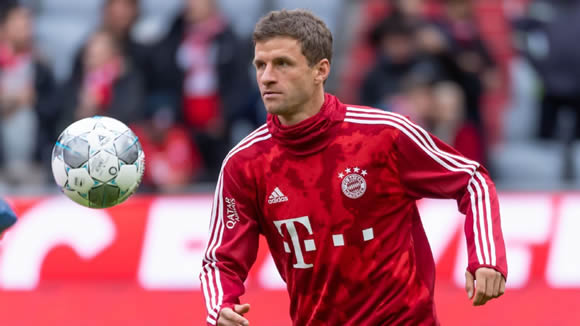 Thomas Muller: I'm too ambitious for Bayern Munich bench