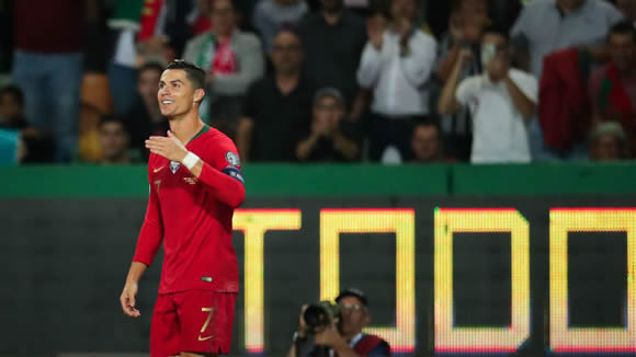 Sporting CP could name stadium after Cristiano Ronaldo
