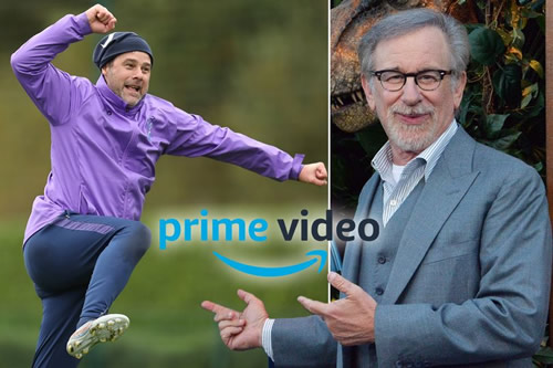 Mauricio Pochettino admits Amazon deal worried him - but now he's like Steven Spielberg