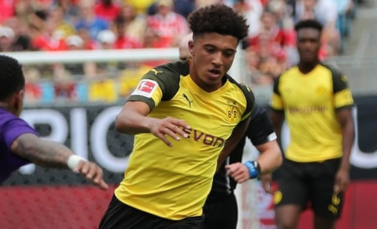 Man Utd willing to meet Borussia Dortmund's asking price for Sancho