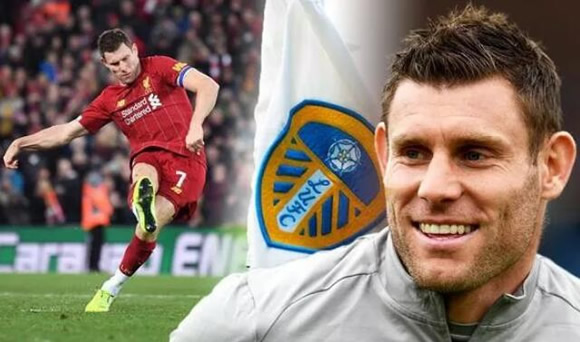 Liverpool star James Milner opens up on potential Leeds United transfer return