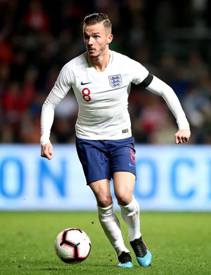 MADD UP FOR IT James Maddison will keep England place despite Gareth Southgate fury over casino visit