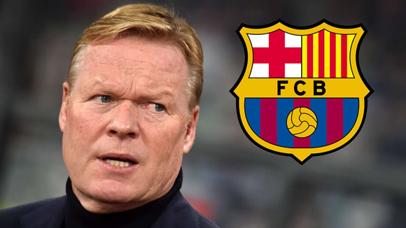 'Joining Barcelona is a possibility' - Koeman admits he could quit Netherlands job after Euro 2020
