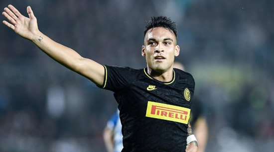 Eric Abidal confirms Barcelona are interested in Lautaro Martinez as a Luis Suarez replacement