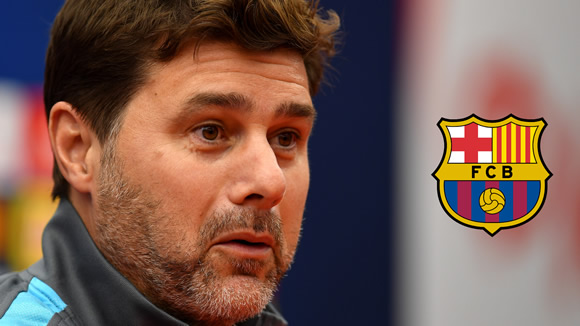 Transfer news and rumours UPDATES: Barca enter race for Pochettino
