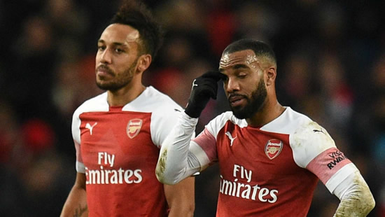 Transfer news and rumours LIVE: Aubameyang and Lacazette to leave Arsenal if Emery stays