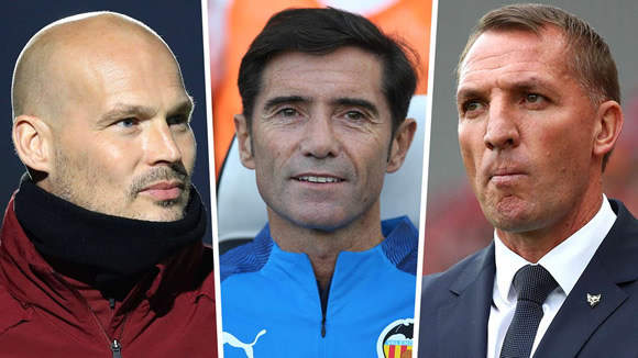 Who will be next Arsenal manager? Ljungberg, Marcelino, Rodgers & the candidates to replace Emery