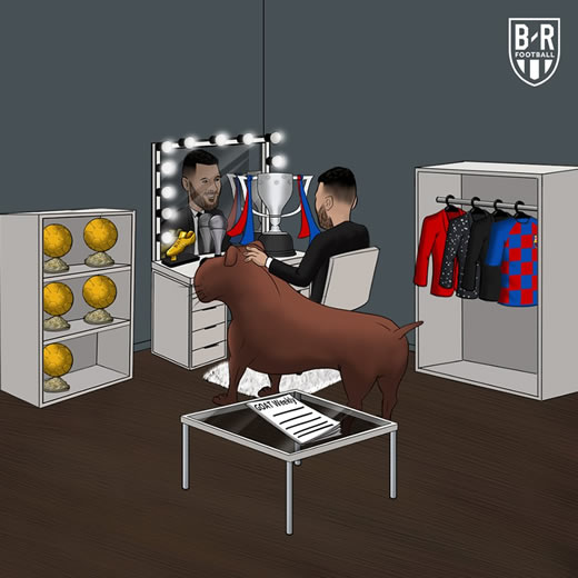 7M Daily Laugh - Ready for the Ballon d'Or