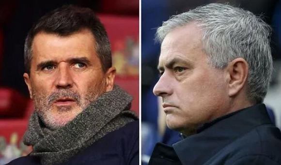 Roy Keane takes swipe at Jose Mourinho and Tottenham after Man Utd beat Man City