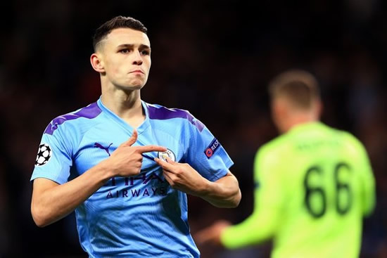 Real Madrid draw up Phil Foden transfer plan as 'Florentino Perez plots £67m offer'