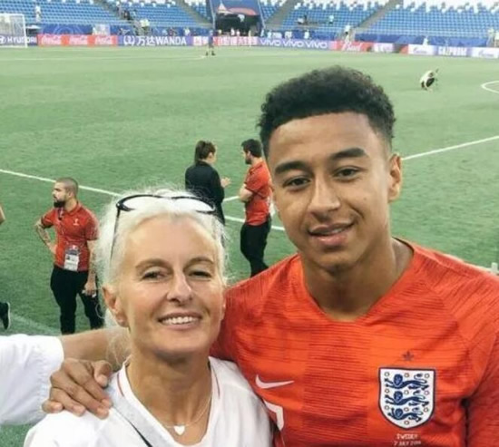 England ace Jesse Lingard opens up about his baby daughter and raising younger siblings as his mum battles illness