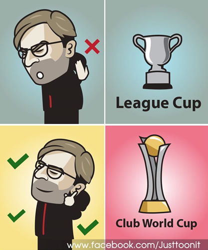 7M Daily Laugh - Klopp's plan