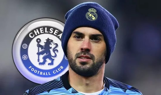 Chelsea offered £44m Isco transfer as Real Madrid line up Christian Eriksen Tottenham bid