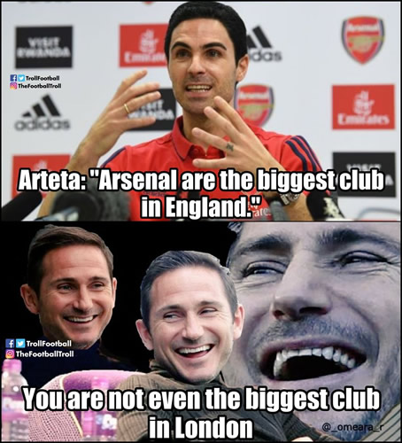 7M Daily Laugh - Arsenal 1-2 Chelsea