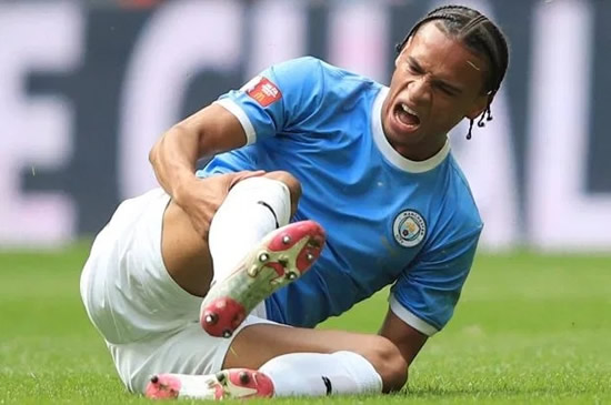 NEIN DEAL Bayern Munich rule out Leroy Sane transfer bid in January in huge boost for Man City