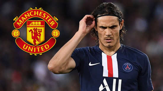 Transfer news and rumours LIVE: Man Utd offered Cavani transfer