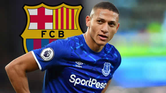 Transfer news and rumours UPDATES: Richarlison is key to Everton's future - Ancelotti
