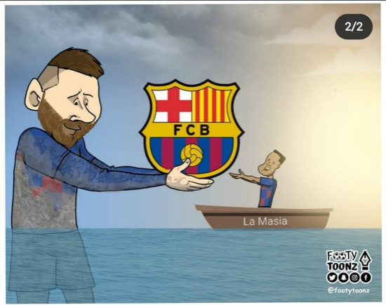 7M Daily Laugh - Barcelona future