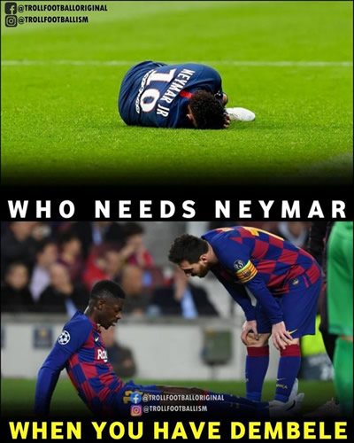 7M Daily Laugh - Barca nowdays