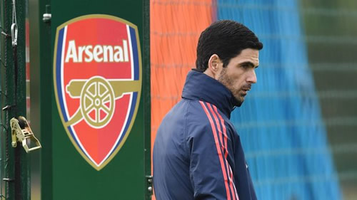 Arsenal fans devastated as Mikel Arteta grows grey hairs just 55 days into new job