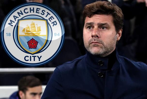 Man Utd face losing out to Man City in race for Pochettino with ex-Spurs boss in position to replace Guardiola