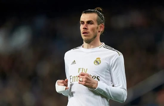 BALE OUT Gareth Bale's Chinese Super League transfer was '90 per cent done' before Real Madrid U-turn, says Jiangsu Suning coach