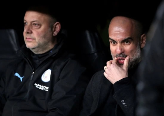 PEP COP PROBE Man City boss Pep Guardiola 'hacked by rogue IT worker' who tried to sell his private emails for £100,000