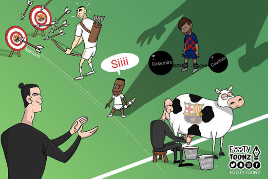 7M Daily Laugh - Who'll Win the FA Cup?