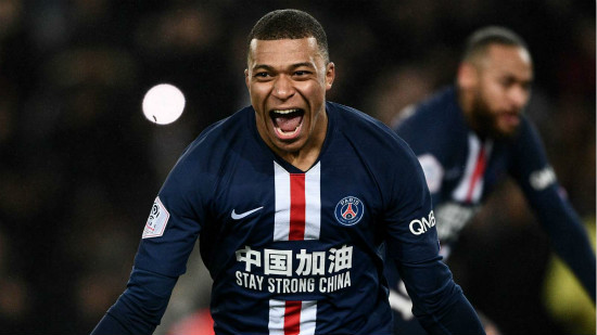 Mbappe pre-selected for France's Tokyo 2020 Olympic squad