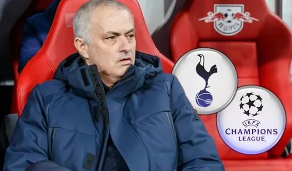 Tottenham boss Jose Mourinho stance on transfer spree this summer after RB Leipzig loss